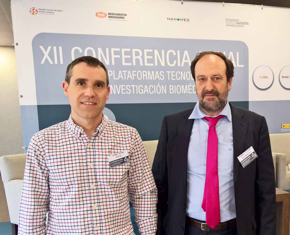 Spanish Annual Meeting of Technological Platforms for Biomedical Research 2019